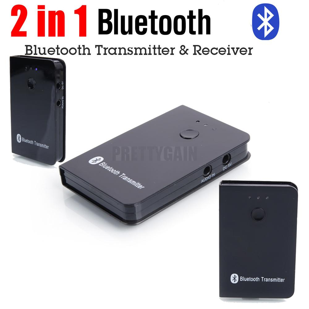 bluetooth receiver transmitter wireless for stereo audio. Black Bedroom Furniture Sets. Home Design Ideas